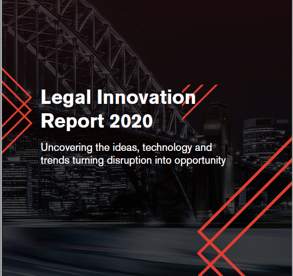 Legal innovation research report 2020